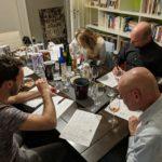 GoDutch.Wine | Wine Tasting Panel at Work Proefpanel Wijnproeven