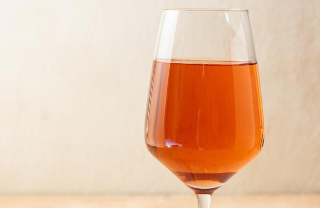 GoDutch.wine   glas Orange Wine oranjewijn