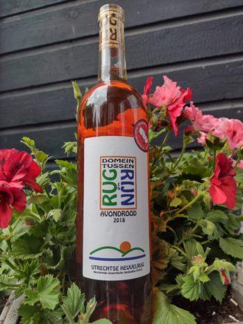 GoDutch! Wine_Orange wine Tussen Rug en Rijn_avondrood